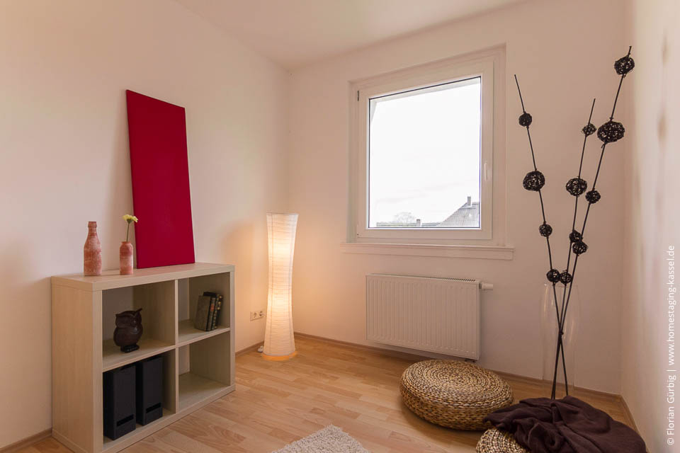 Studentenwohnung Kassel - IMMOTION Home Staging